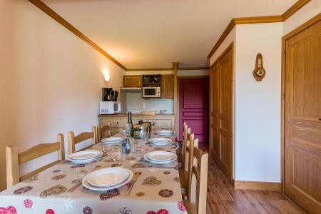 Rent in ski resort Résidence le Clos Vanoise - Bessans - Sleeping area