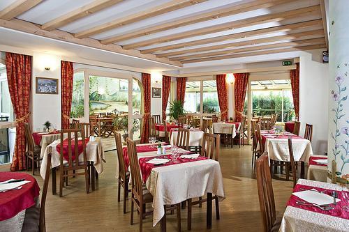Location au ski Hotel Athena - Brides Les Bains - Intérieur