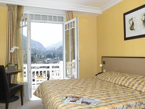 Location au ski Chambre Privilège (2 personnes) - Le Golf Hotel - Brides Les Bains - Chambre