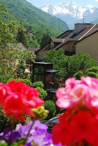 Location au ski Le Golf Hotel - Brides Les Bains - Intérieur