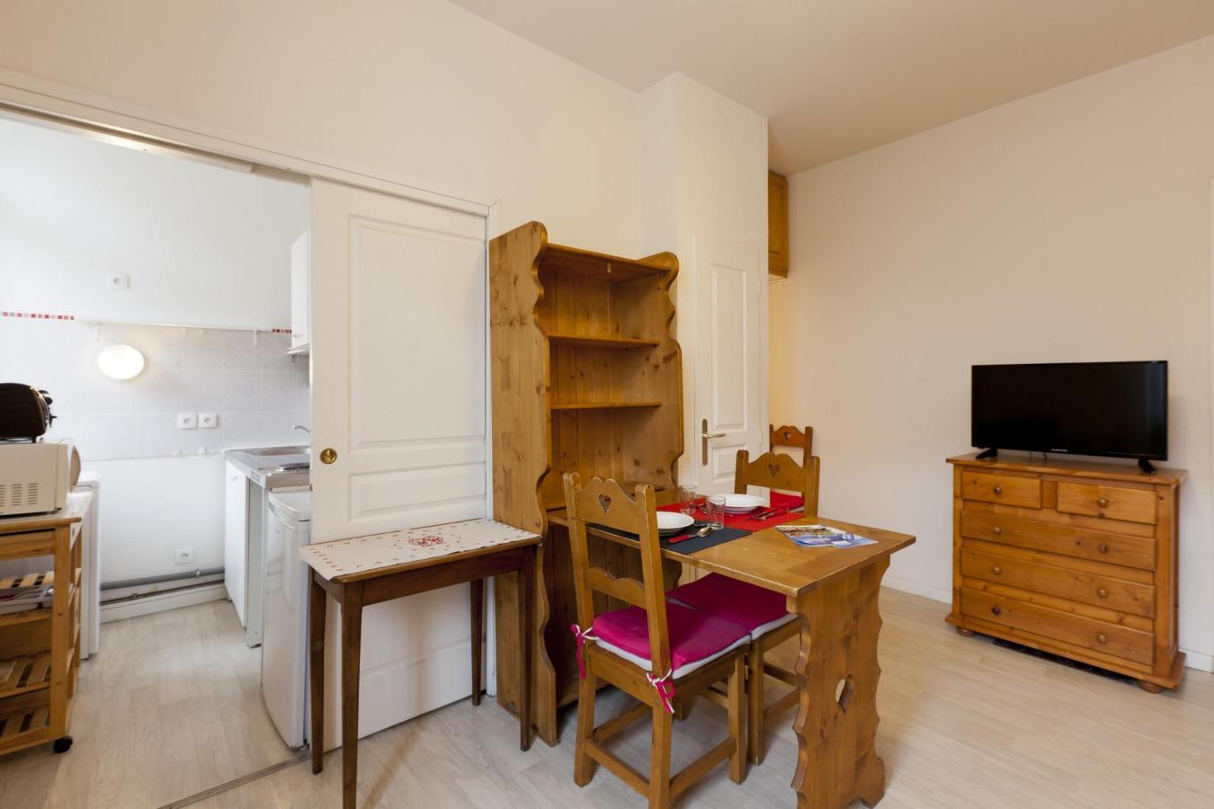 Location au ski Studio 2 personnes (8) - Residence Acquadora - Brides Les Bains - Douche