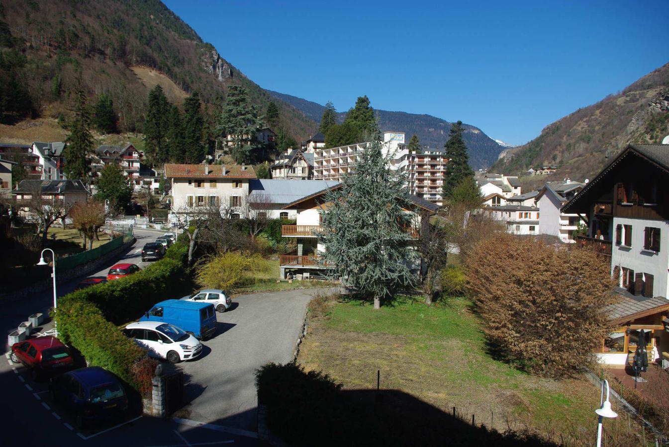 Residence alba brides les bains location vacances ski - Office de tourisme de brides les bains ...