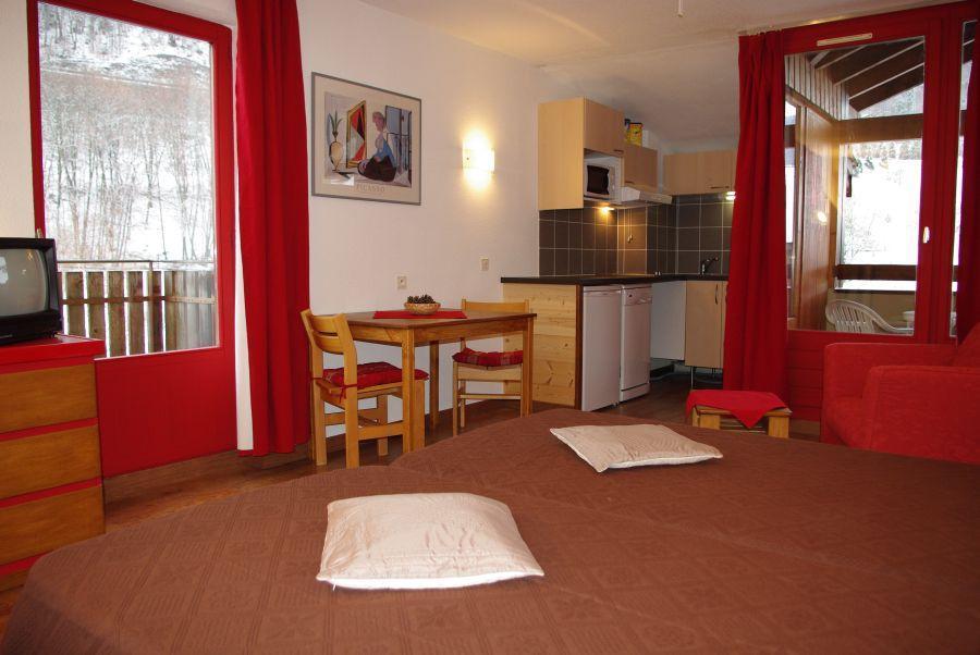 Studio coin montagne 4 personnes 1406 brides les bains - Office du tourisme brides les bains location ...