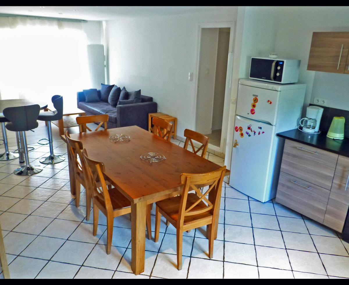 Location appartement au ski Residence Eaux Vives