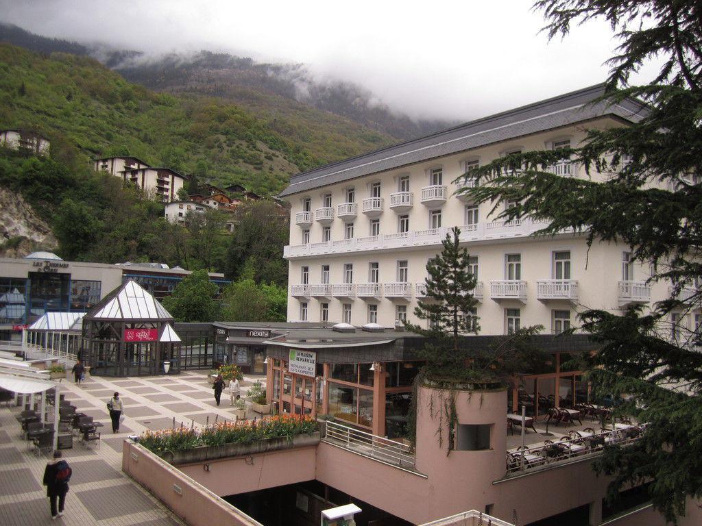 Studio 2 personnes 112 brides les bains alpes du nord - Office du tourisme brides les bains location ...