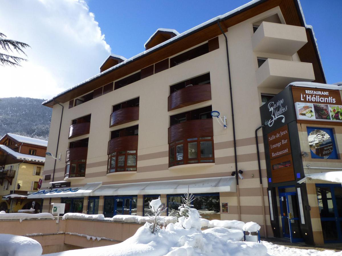 Studio coin montagne 4 personnes 215 brides les bains - Office du tourisme brides les bains location ...