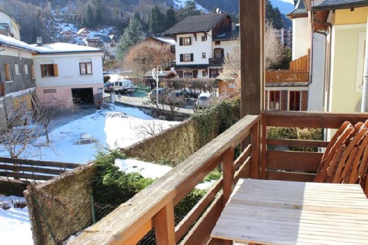 Location au ski Appartement 3 pièces 6 personnes (21) - Residence Roseland - Brides Les Bains - Balcon