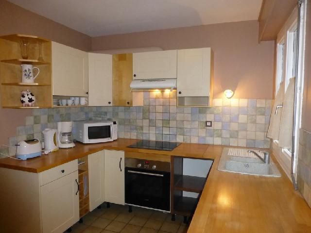 Location au ski Appartement 3 pièces 6 personnes (21) - Residence Roseland - Brides Les Bains - Cuisine