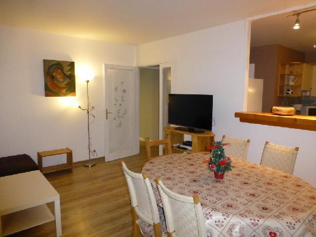 Location au ski Appartement 3 pièces 6 personnes (21) - Residence Roseland - Brides Les Bains - Salle à manger