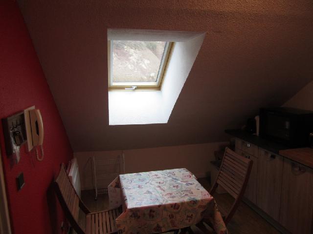 Location au ski Studio 4 personnes (768) - Residence Tarentaise - Brides Les Bains - Fenêtre