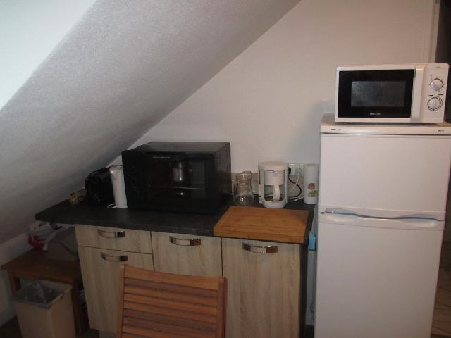 Location au ski Studio 4 personnes (768) - Residence Tarentaise - Brides Les Bains - Kitchenette