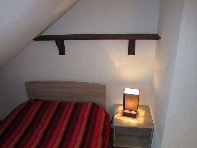 Location au ski Studio 4 personnes (768) - Residence Tarentaise - Brides Les Bains - Lit double