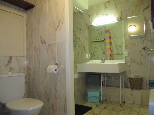 Location au ski Studio 4 personnes (768) - Residence Tarentaise - Brides Les Bains - Wc
