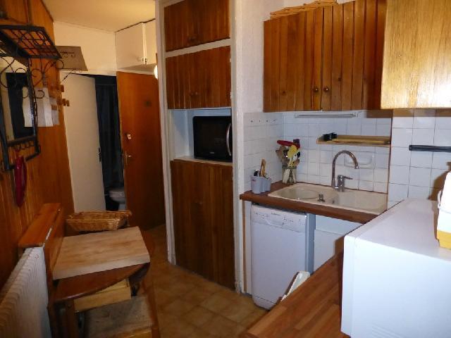Location au ski Studio 3 personnes (11) - Residence Villa Louise - Brides Les Bains