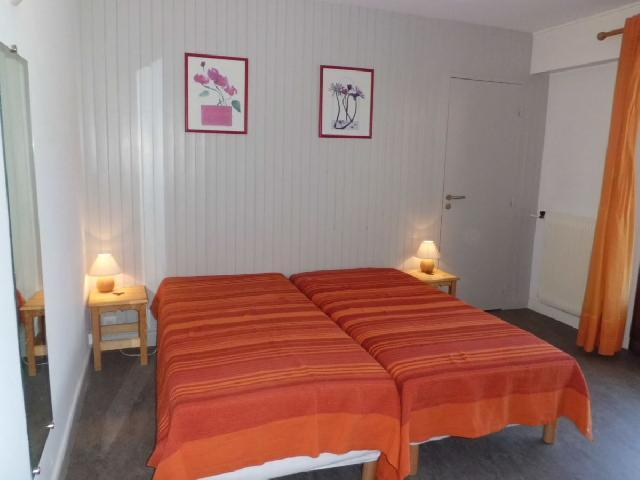 Location au ski Studio 2 personnes (33) - Residence Villa Louise - Brides Les Bains - Chambre