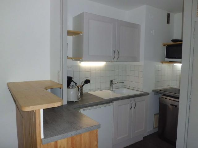 Location au ski Studio 2 personnes (33) - Residence Villa Louise - Brides Les Bains - Grille-pain
