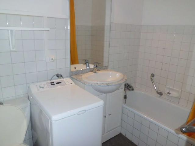 Location au ski Studio 2 personnes (33) - Residence Villa Louise - Brides Les Bains - Sèche-linge