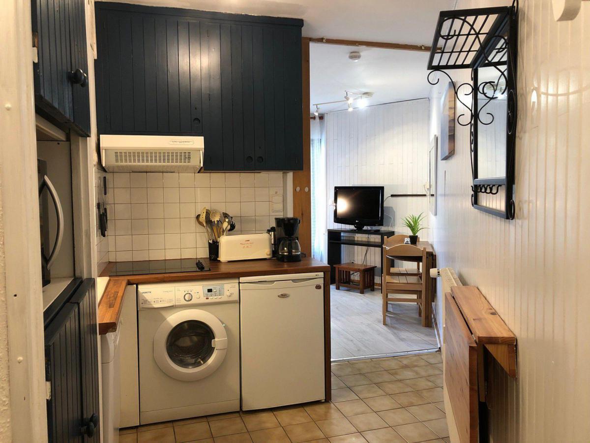 Location au ski Studio 3 personnes (11) - Residence Villa Louise - Brides Les Bains - Cuisine