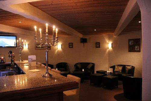 Аренда на лыжном курорте Le Golf Hôtel - Brides Les Bains - Бар