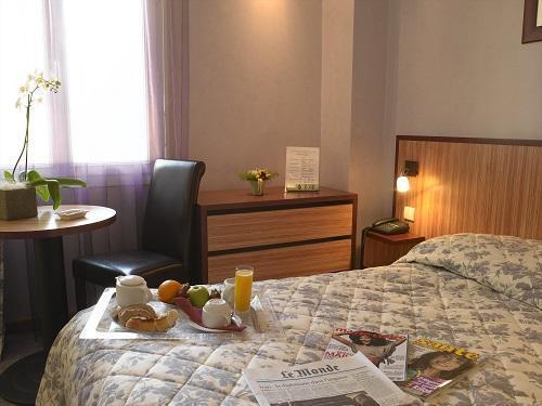 Location au ski Chambre Classique (2 personnes) - Le Golf Hôtel - Brides Les Bains - Chambre