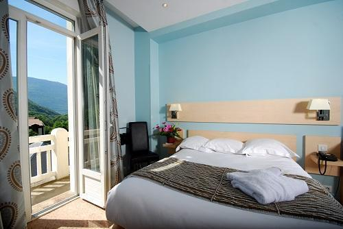 Location au ski Chambre Supérieure (2 personnes) - Le Golf Hôtel - Brides Les Bains - Chambre
