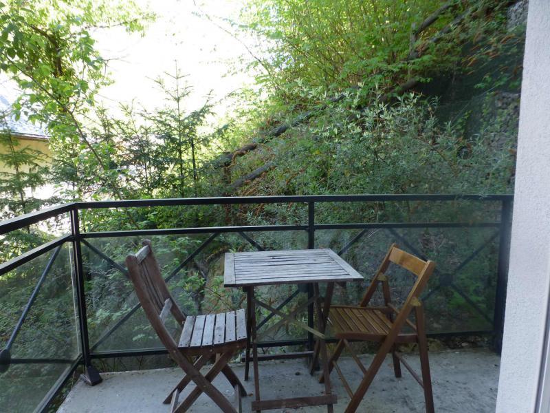 Аренда на лыжном курорте Квартира студия для 2 чел. (10.1) - Résidence Alba - Brides Les Bains
