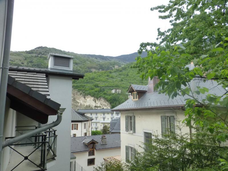Аренда на лыжном курорте Квартира студия для 2 чел. (10.2) - Résidence Alba - Brides Les Bains