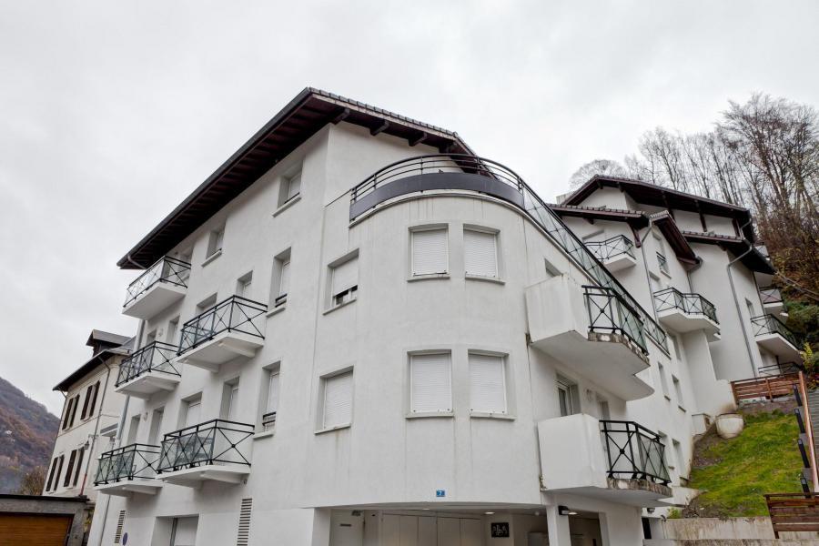 Location au ski Appartement 4 pièces 8 personnes (1) - Résidence Alba - Brides Les Bains