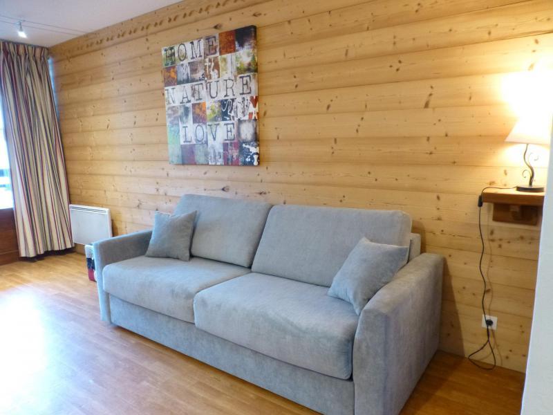 Location au ski Studio coin montagne 4 personnes (3207) - Résidence Cybèle - Brides Les Bains