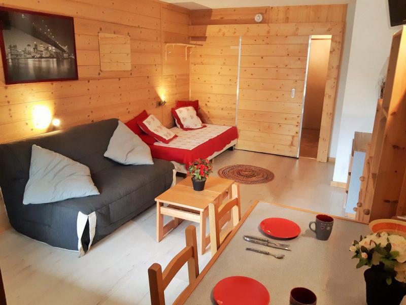 Location au ski Studio coin montagne 4 personnes (CYB2111) - Résidence Cybèle - Brides Les Bains