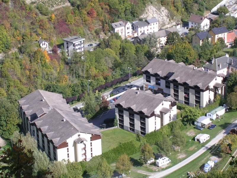 Location au ski Studio coin montagne 4 personnes (1207) - Résidence Cybèle - Brides Les Bains
