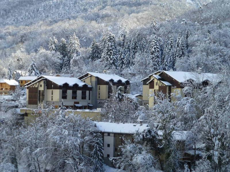 Location au ski Studio coin montagne 4 personnes (1306) - Résidence Cybèle - Brides Les Bains