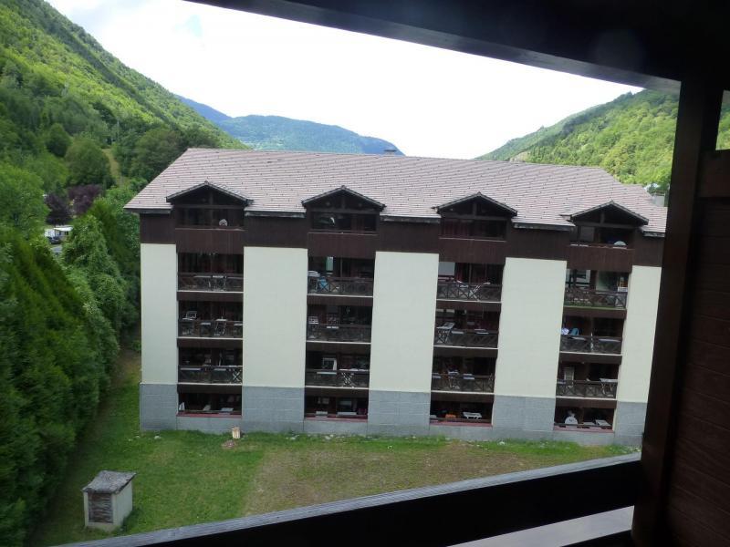 Location au ski Studio coin montagne 4 personnes (1406) - Résidence Cybèle - Brides Les Bains
