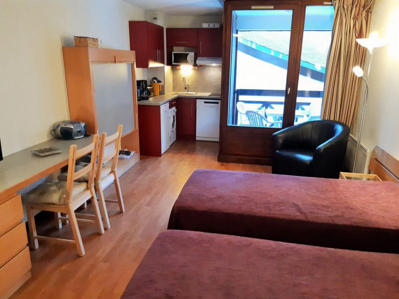 Location au ski Studio coin montagne 4 personnes (1110) - Résidence Cybèle - Brides Les Bains