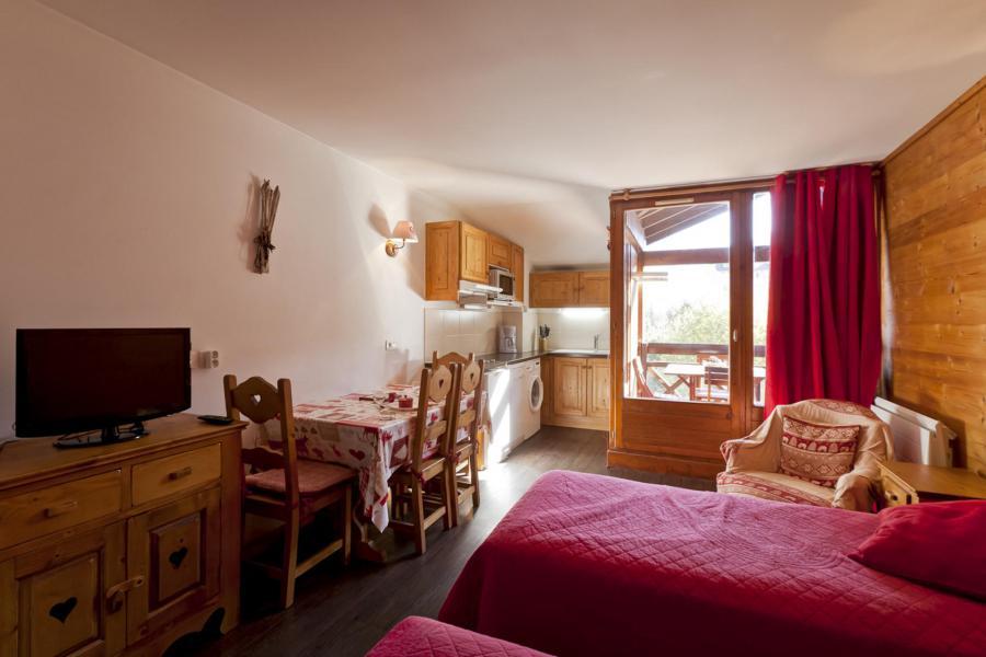 Location au ski Studio coin montagne 4 personnes (3305) - Résidence Cybèle - Brides Les Bains