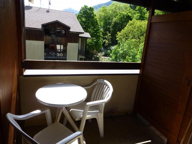 Location au ski Studio coin montagne 4 personnes (1408) - Résidence Cybèle - Brides Les Bains