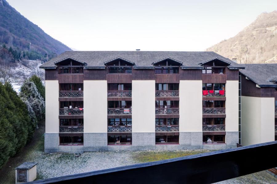 Location au ski Résidence Cybèle - Brides Les Bains