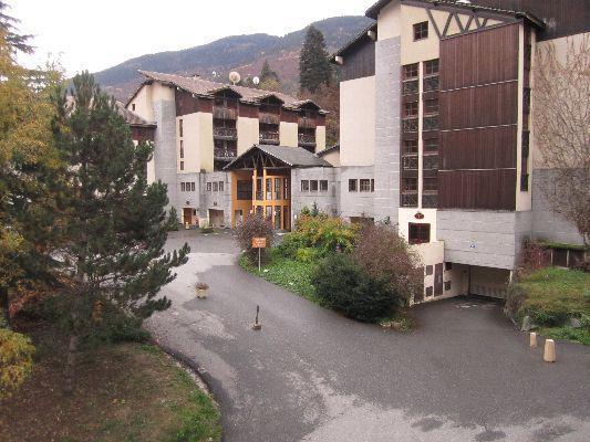 Location au ski Logement 1 pièces 4 personnes (CYB112) - Résidence Cybèle - Brides Les Bains