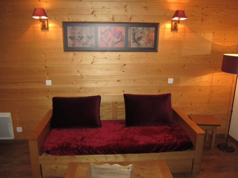 Location au ski Studio coin montagne 4 personnes (222) - Résidence Cybèle - Brides Les Bains
