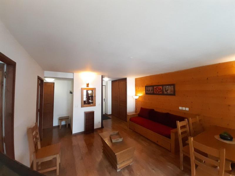 Location au ski Appartement 3 pièces 6 personnes (410) - Résidence Cybèle - Brides Les Bains - Séjour