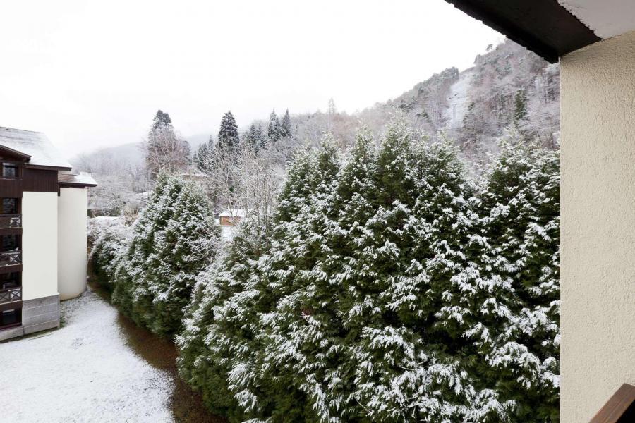 Vacaciones en montaña Estudio -espacio montaña- para 4 personas (515) - Résidence Cybèle BAT4 - Brides Les Bains - Invierno