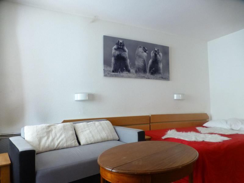 Location au ski Studio coin montagne 4 personnes (1010) - Résidence Cybèle - Brides Les Bains - Canapé-lit pour 1 personne