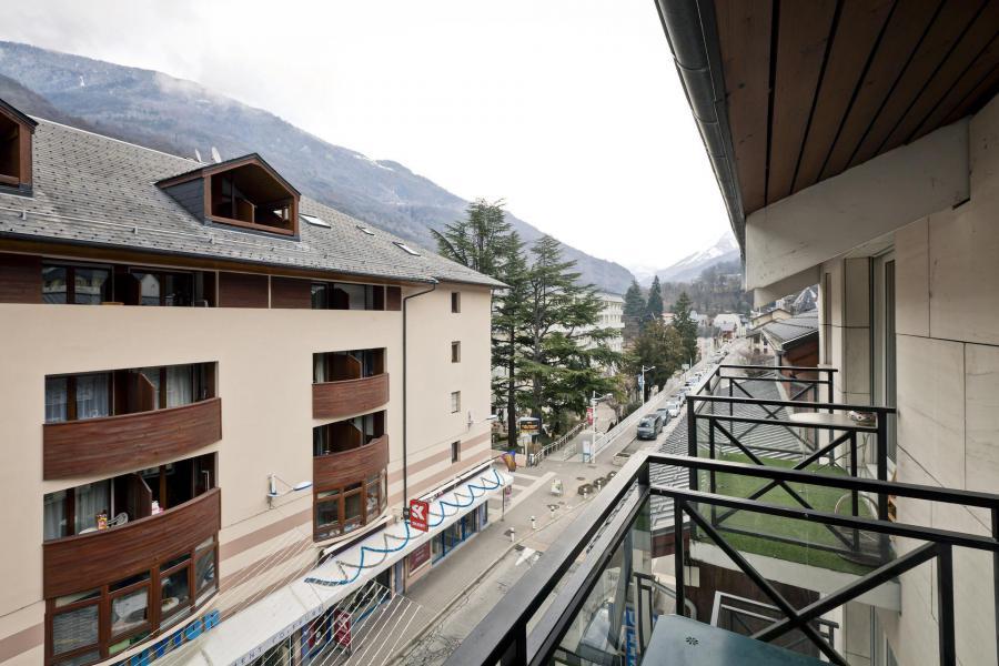 Аренда на лыжном курорте Résidence de la Poste - Brides Les Bains - Балкон