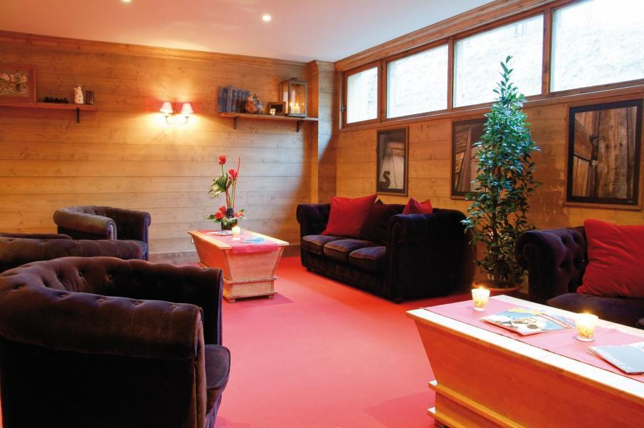 Location au ski Résidence Lagrange Cybèle - Brides Les Bains - Réception