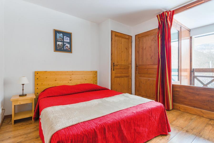 Skiverleih Résidence Lagrange Cybèle - Brides Les Bains - Schlafzimmer
