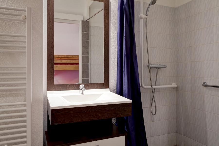 Аренда на лыжном курорте Квартира студия со спальней для 4 чел. (215) - Résidence le Grand Chalet - Brides Les Bains