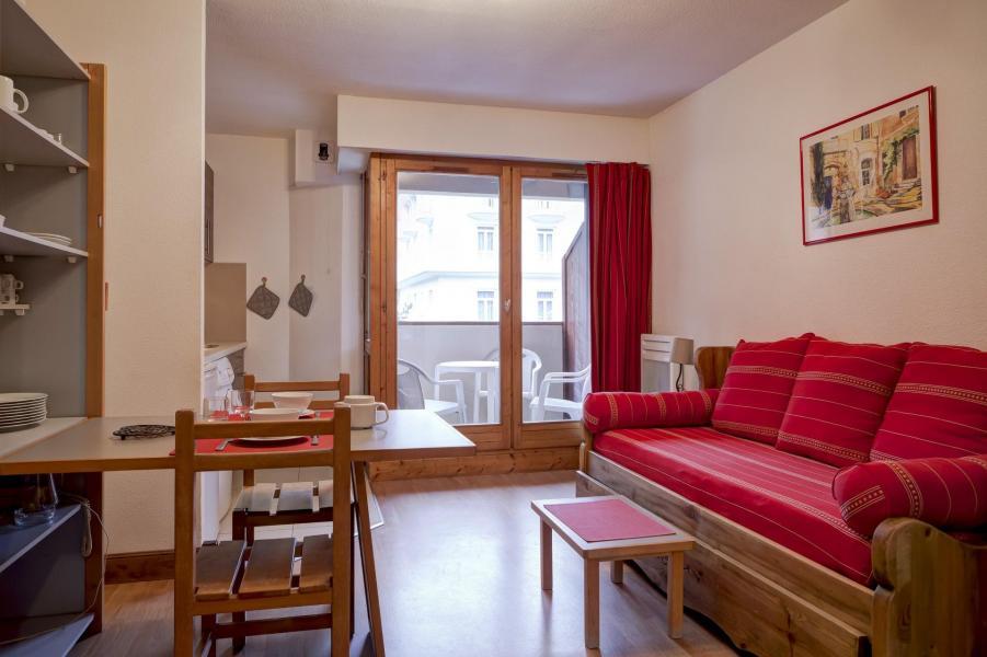 Аренда на лыжном курорте Квартира студия со спальней для 4 чел. (216) - Résidence le Grand Chalet - Brides Les Bains
