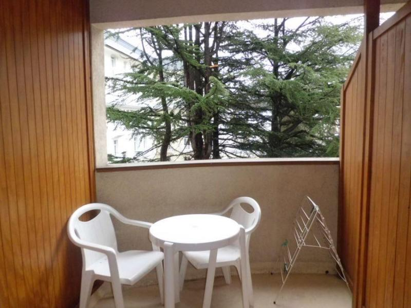 Аренда на лыжном курорте Квартира студия для 2 чел. (212) - Résidence le Grand Chalet - Brides Les Bains