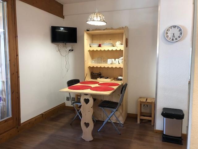 Location au ski Studio 2 personnes (112) - Résidence le Grand Chalet - Brides Les Bains