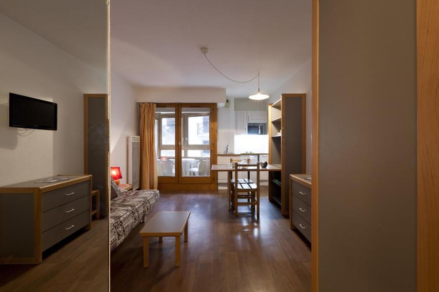 Location au ski Studio coin montagne 4 personnes (105) - Résidence le Grand Chalet - Brides Les Bains
